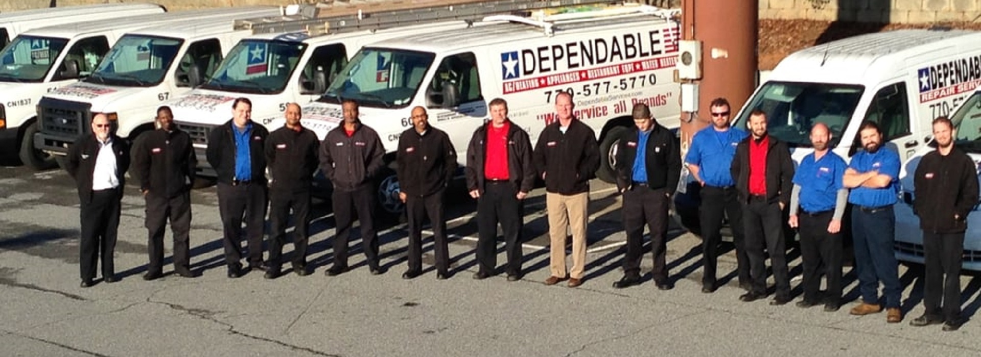 Dependable Arrpliance Repair Atlanta Staff