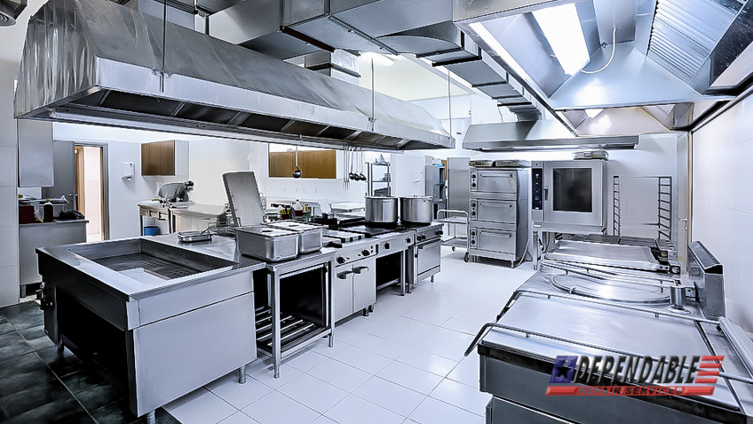 Our Scope Of Restaurant Equipment Repair Services Includes, But Is Not  Limited To The Following: