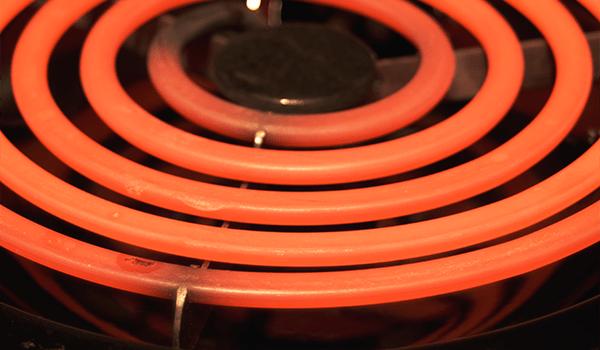kitchenaid surface element not heating up