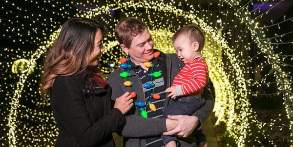 best holiday light displays in atlanta ga