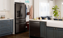 Are Whirlpool refrigerators made in the USA