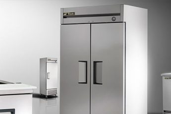 commercial refrigerator warm