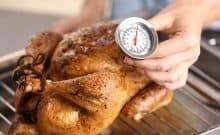 thaw turkey safely